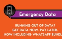 How to borrow data from cellc