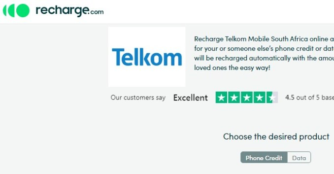 How to buy Telkom airtime