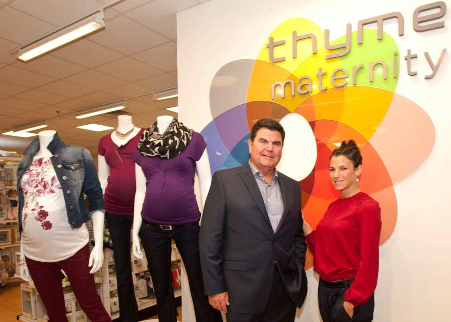 Thyme Maternity - Opening