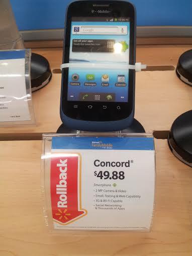 Concord Smartphone #FamilyMobileSaves #cbias #shop