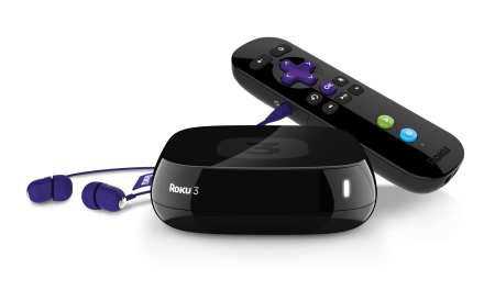 Roku 3 is Editor's Pick for Tech : Holiday Gift Guide