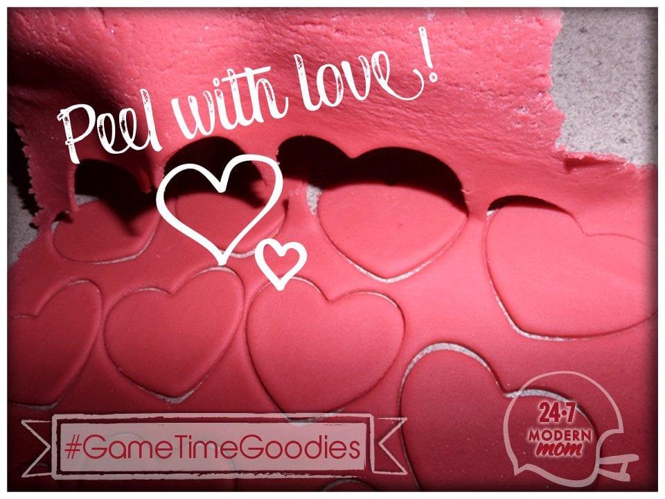 #GameTimeGoodies #Shop #Cbias Peel with Love