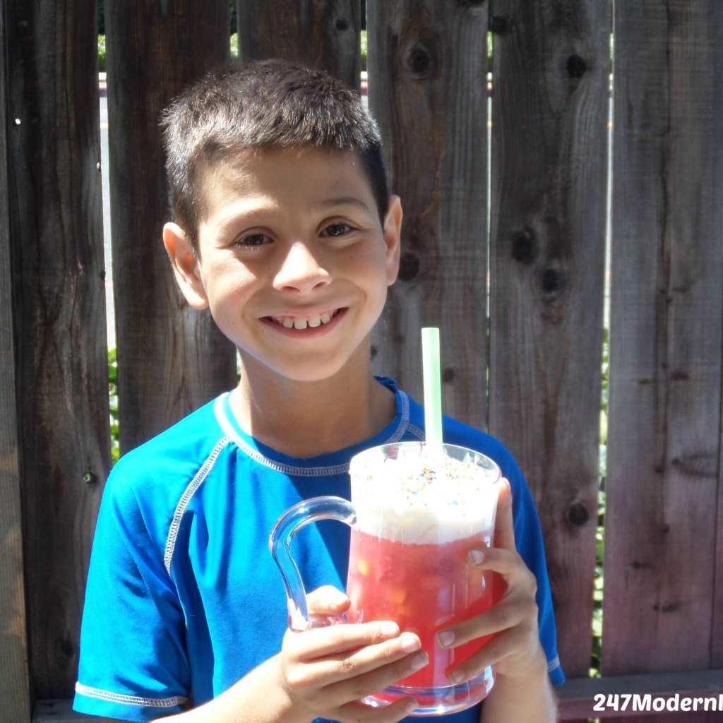 #shop Iced Tea Celebration with Pedro