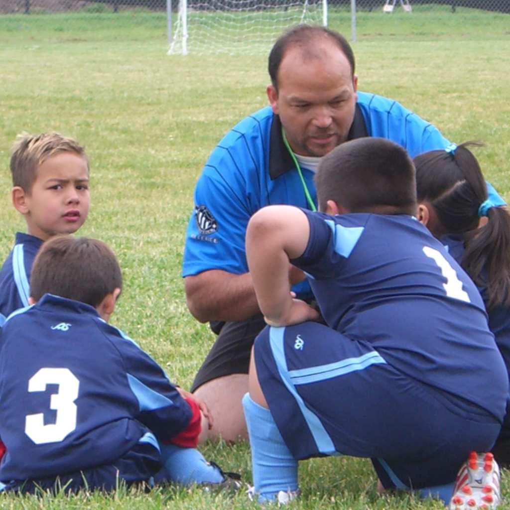 Soccer Mom Team Manager