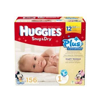 Huggies High Value Coupons Sponsored