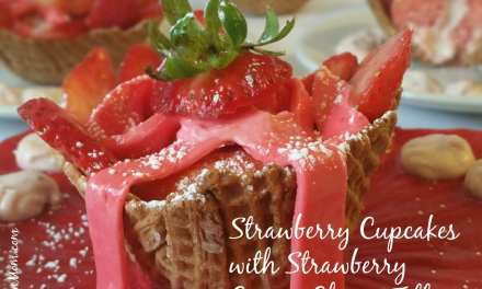 Strawberry Serenade Cupcakes Recipe: Kraft Coupons
