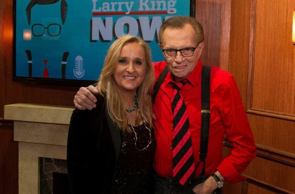 Celebrity Cancer Survivor Melissa Etheridge Wants Pot Legalized: Interview With Larry King