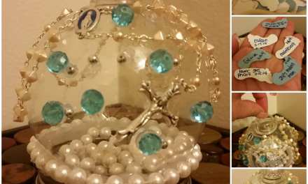 Elegant DIY Everyday Moments Keepsake Tutorial: Plus #RegaloDeAmorPampers Giveaway