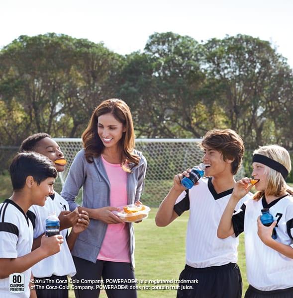 Powerade Soccer #ad