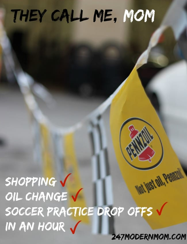 Penzoil-oil-change