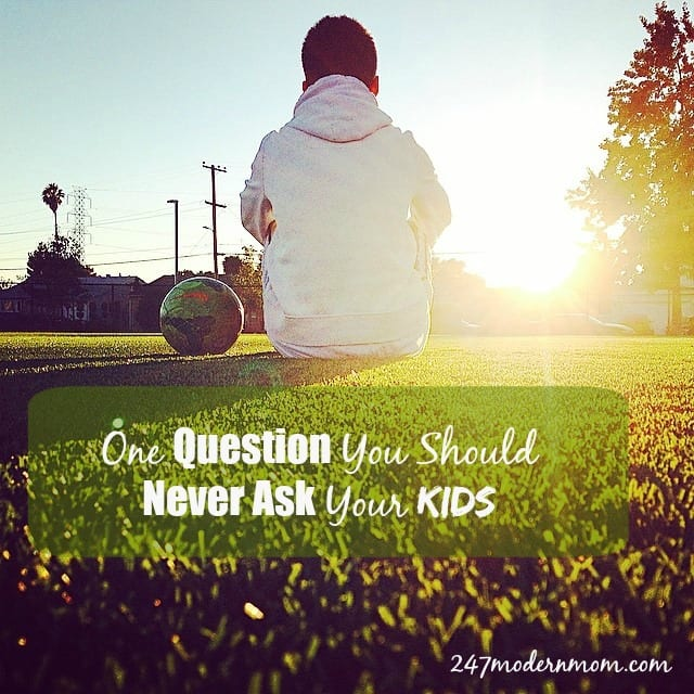 One Question You Should Never Ask Kids, Or Anyone