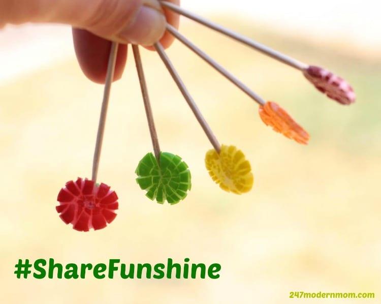 #ShareFunshine-Summer-Garden-ad