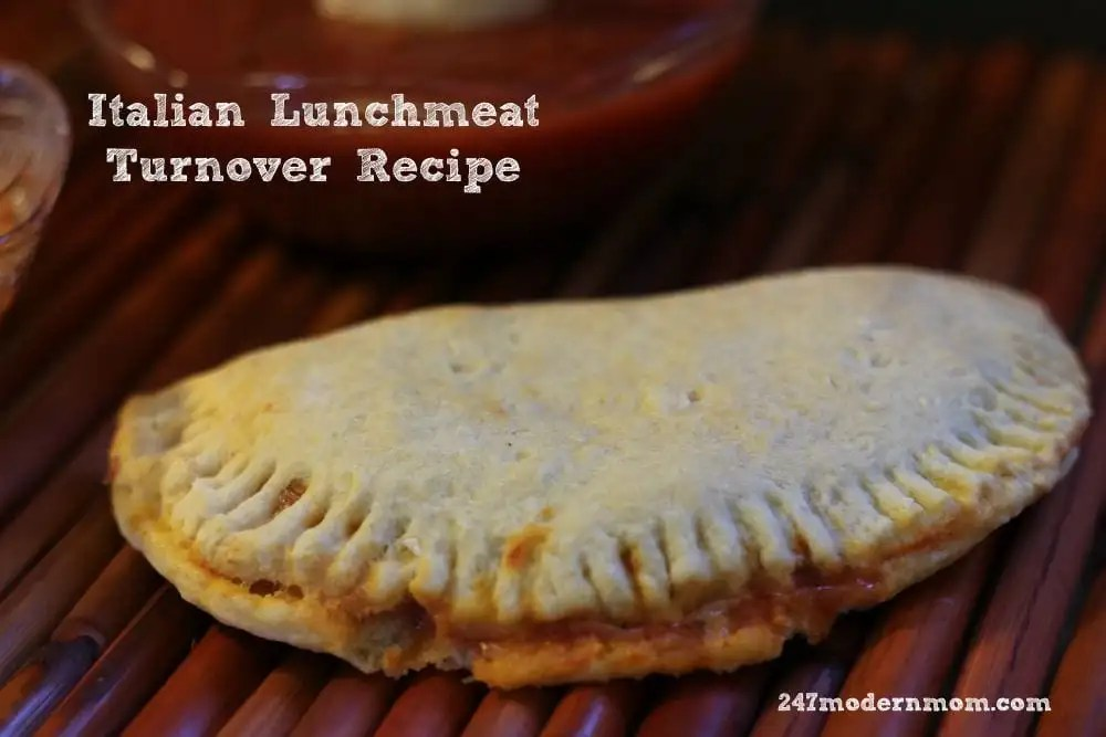 Italian Turnover & Tortilla Chips Recipe