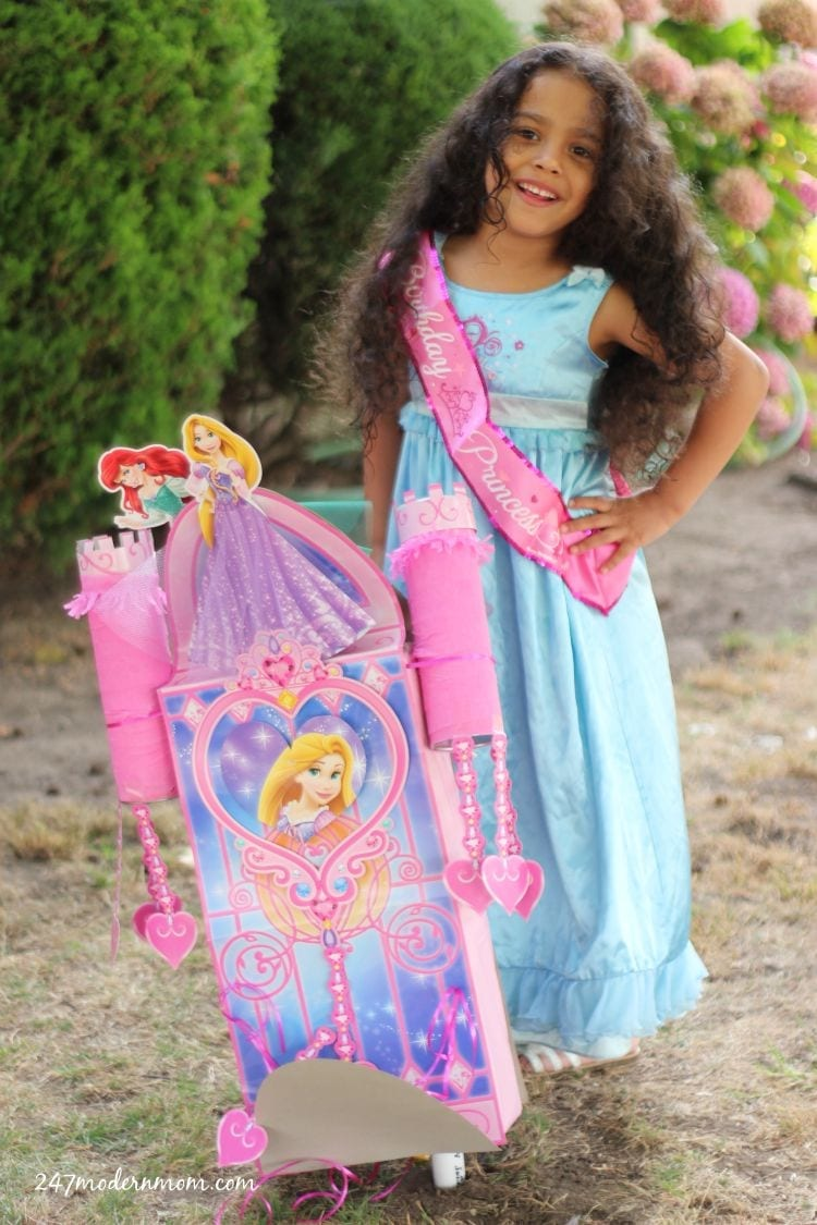 Princess-Birthday-Ad