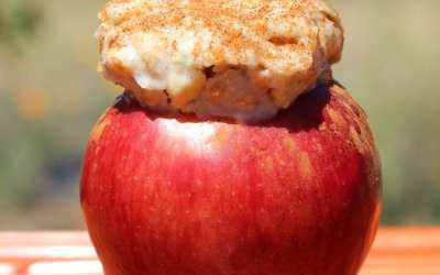 Quaker® Real Medleys® Stuffed Apples: The Perfect Breakfast On-the-Go