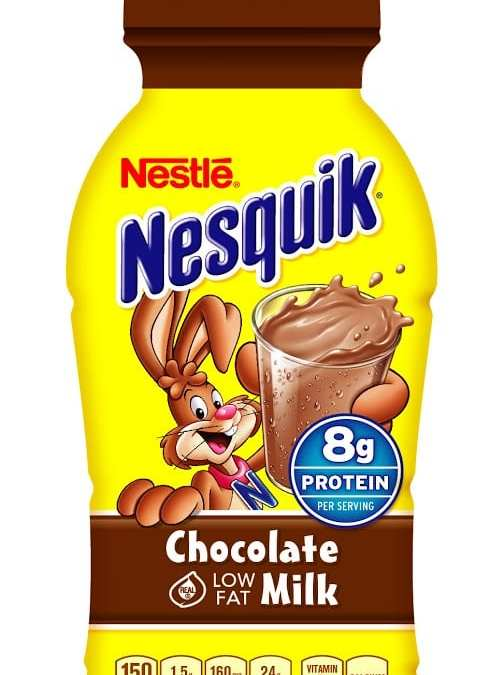 Nesquik® Is the Official Post-Game Beverage of American Youth Soccer Organization