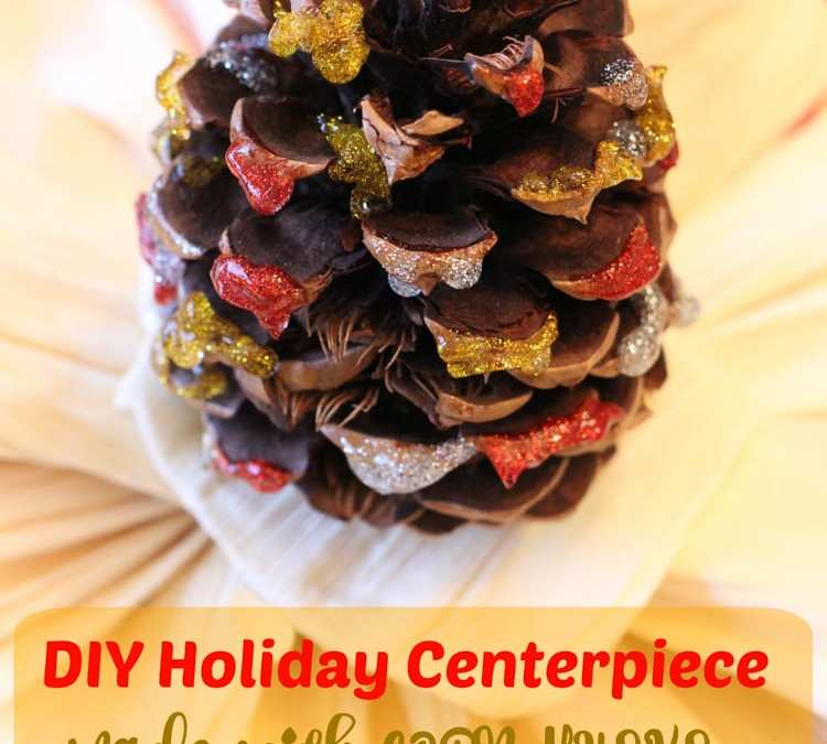 My Favorite Glade® Winter Collection Picks + Holiday Centerpiece Tutorial