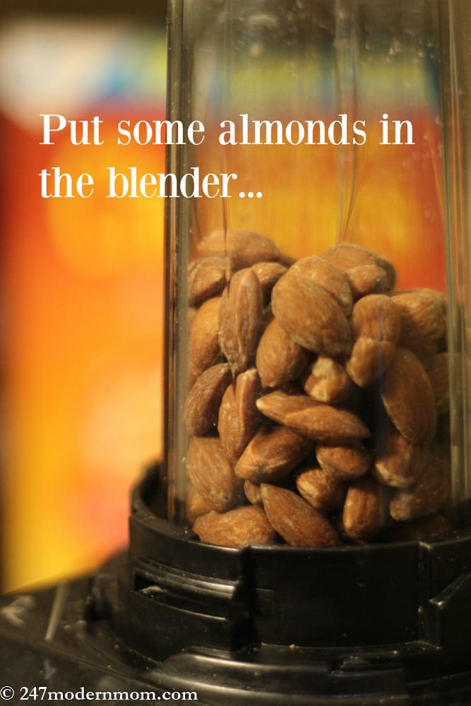 no bake recipe almonds recipe task