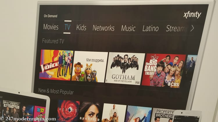 XFINITY® X1 Voice Remote: It Just Might Be the Coolest TV Remote