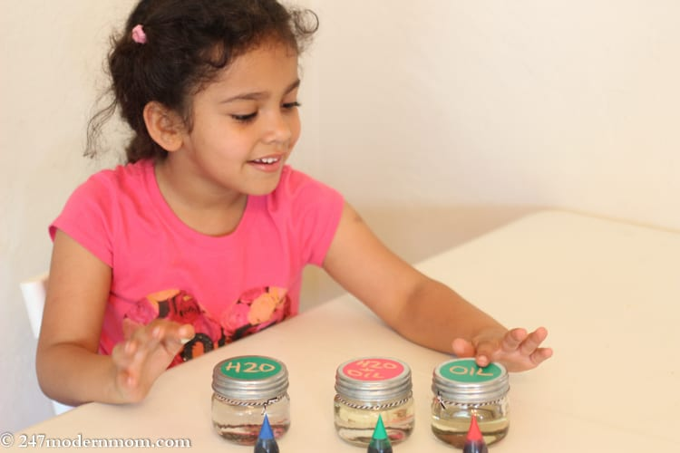 DIY Science Experiment Jars