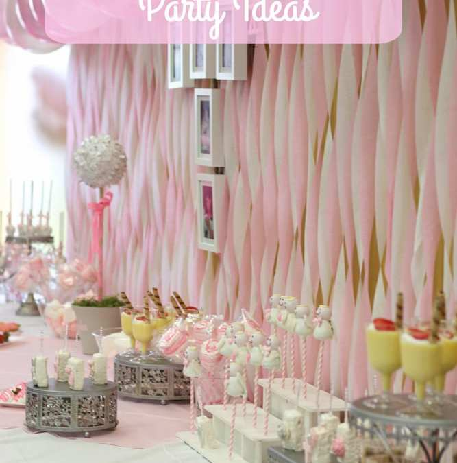 First Communion Party Ideas + Beautification Tips