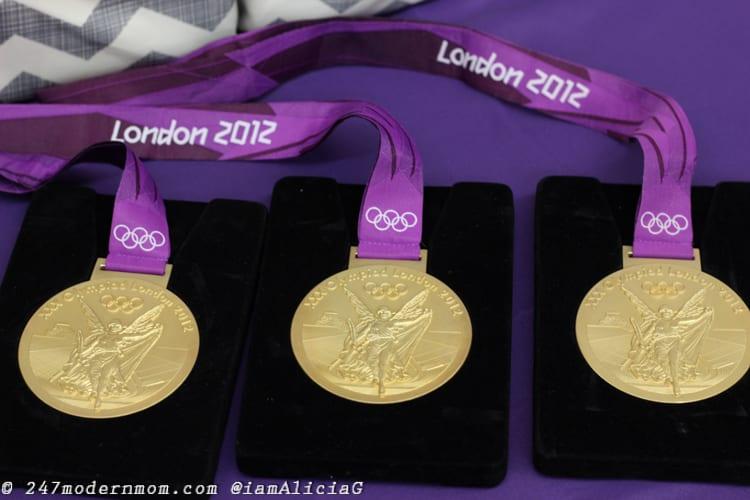 Dana Volmer-29 medals
