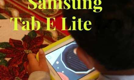 WIN a Samsung Kids Tab E Lite + 1 Free Year of Samsung Kids