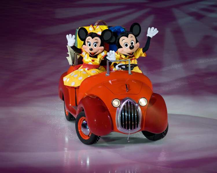 Win Tickets to Disney On Ice Mickey Mouse