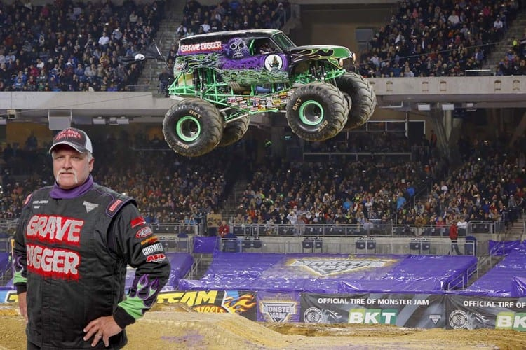 WIN Tickets to Monster Jam Bay Area