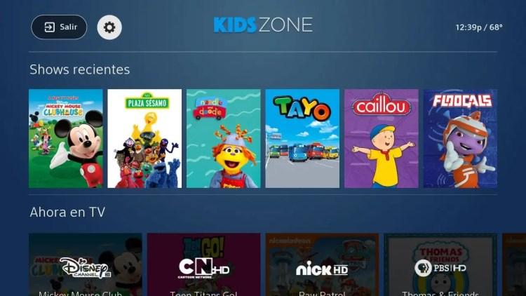 Kids Zone-Spanish Guide copy