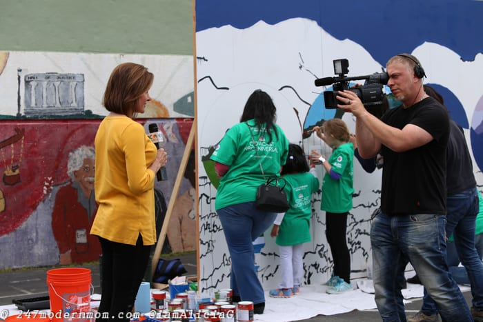 Comcast Cares Day PR