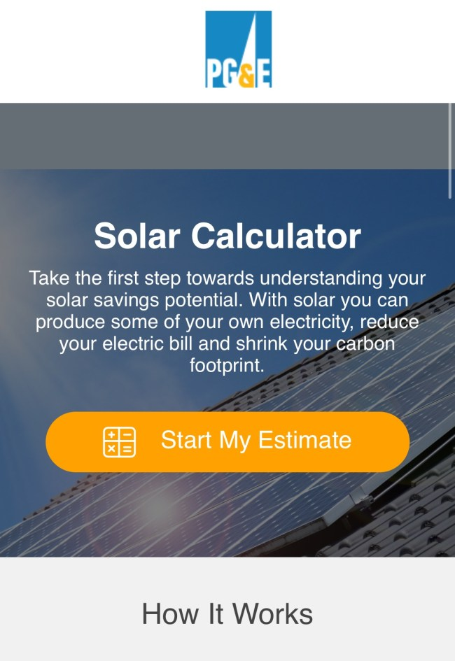 use solar calculator before you hire a contractor