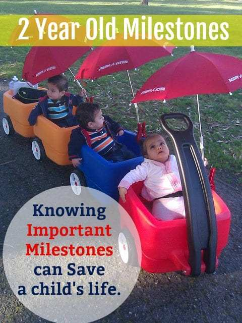 Knowing Important Milestones Can Save a Child's Life
