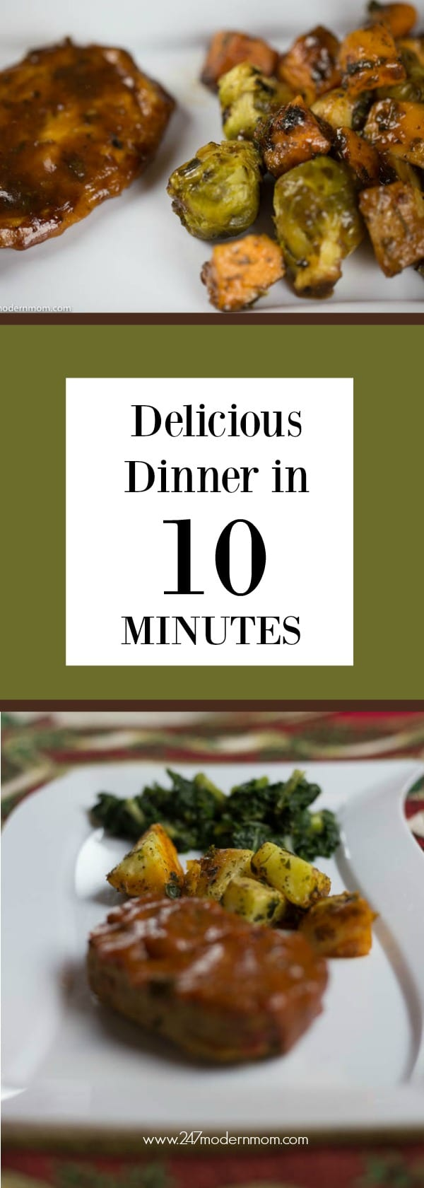 10 Minute Dinners - Marie Callender's Delights