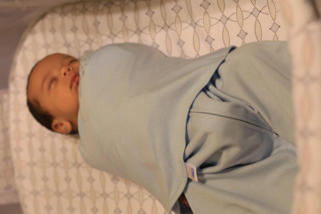 bedside bassinet nap time