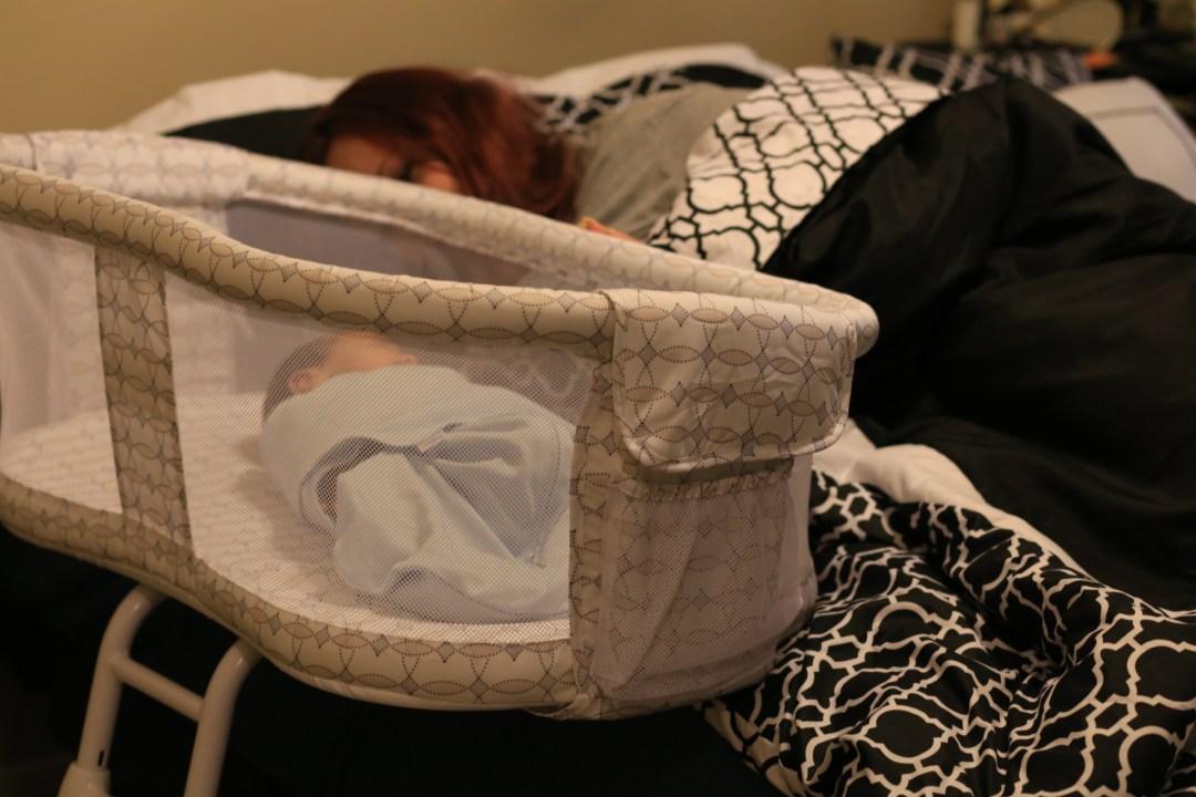 bedside bassinet for co sleeping