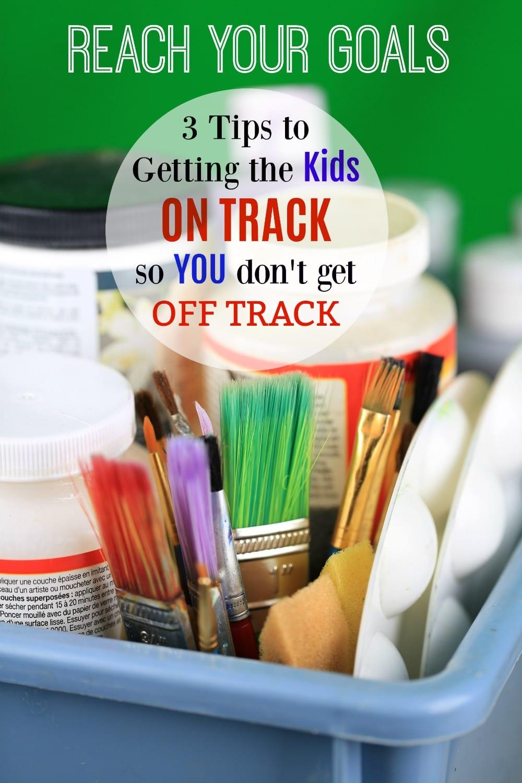 Keep Kids On Track