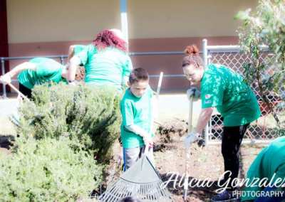 Volunteer for Comcast Cares Day