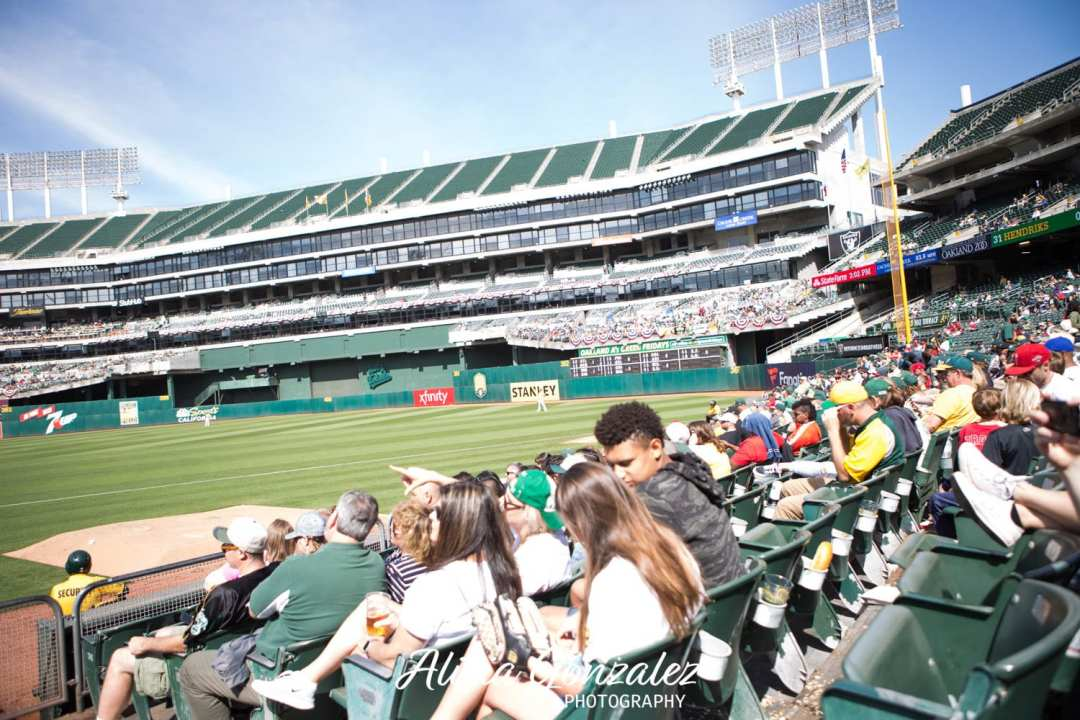 Oakland Athletics celebrates Cesar Chavez Day Great Seats