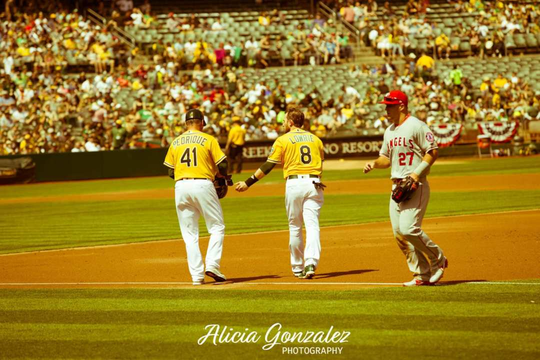 Oakland Athletics celebrates Cesar Chavez Day 9