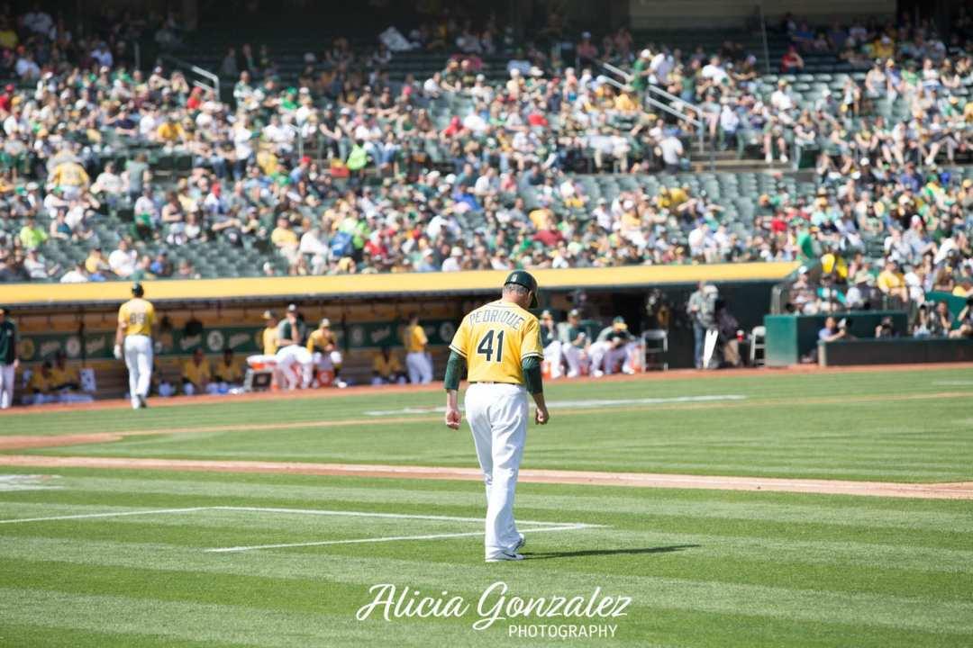 Oakland Athletics celebrates Cesar Chavez Day 7
