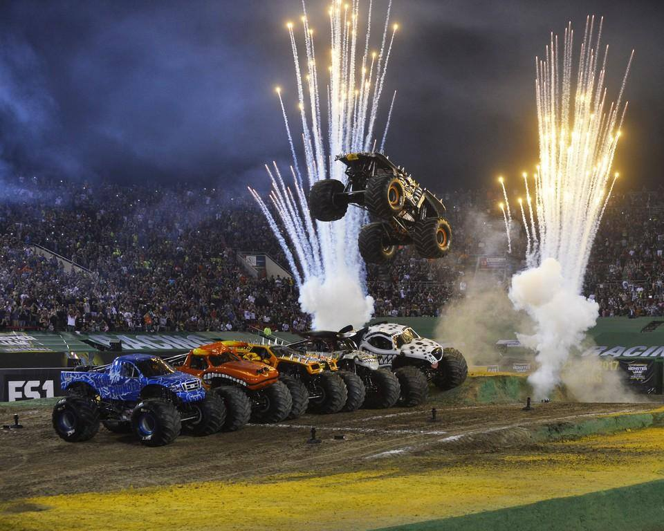 Monster Jam Bay Area 2019: WIN a Family Pack Tickets