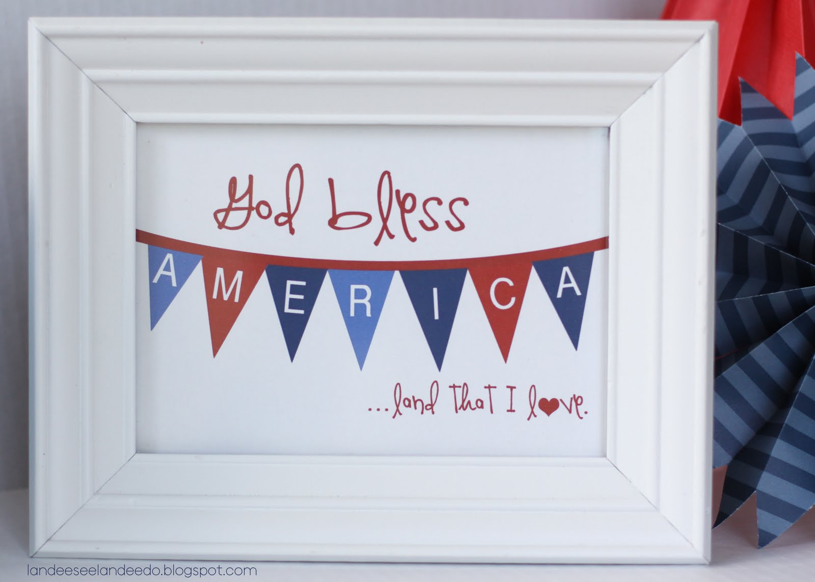 Free 4th Of July Celebration Printables