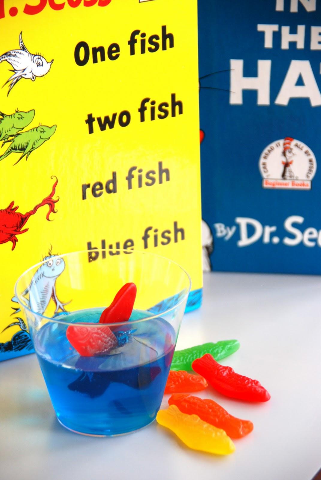 Two Dr Seuss Celebration Sweet Treats
