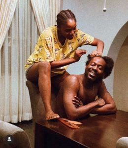 Simi and Adekunle Gold ' Fight Dirty ' Over Semo and Gbegiri on Twitter