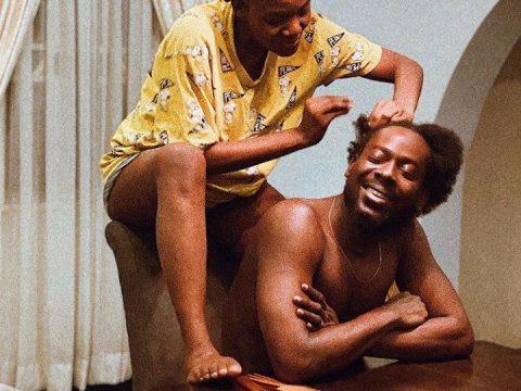 Simi Celebrates Her Husband, Adekunle Gold on His Birthday (Video)