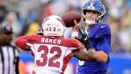 New York Giants' Daniel Jones expected to play vs....