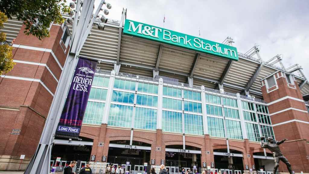 M&T Bank Stadium Will Be COVID-19 Vaccination...