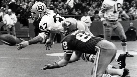 Former 49ers receiver Dick Witcher dies at 76