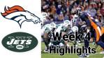 Thursday Night Football Broncos vs Jets Highlights...